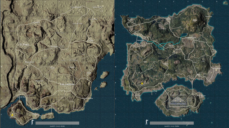Pubg Hd Map: PlayerUnknown's Battlegrounds: A Pro's Perspective