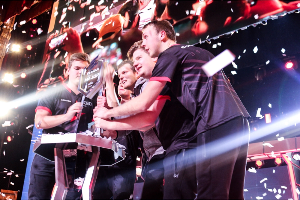 Astralis were the winners of the Eleague Major in Atlanta